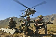 USAF Pararescue..............let the world know that we can take it to the enemy.