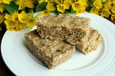 The Healthy Happy Wife: Protein Bars (Dairy, Egg, Gluten and Refined Sugar Free)