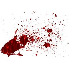 Gallery For > Blood Splatter Transparent Background ❤ liked on Polyvore featuring blood and backgrounds