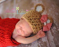 cute crochet hat for babies