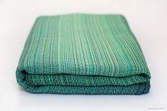 Heartiness M-twill Greenland Light green Wrap (linen)