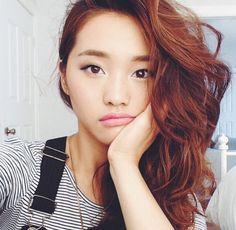 Jenim's hair color Jenn Im, Hair Inspiration, Girl Fashion, Hair Color, Beautiful, Natural Colors, Style, Hair Ideas, Girls