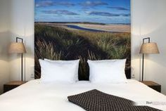Hotel De Smulpot at Texel The Netherlands with great beds!