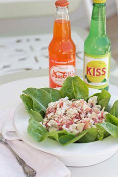 California Cool Chicken Salad