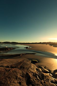 One Mile Beach - Anna Bay - Australia