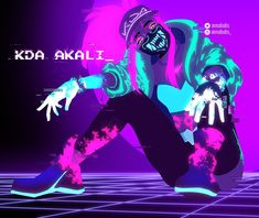 Akali - League of Legends - Image - Zerochan Anime Image Board Leona League Of Legends, Akali League Of Legends, League Of Legends Characters, Bambi, Akali Lol, Character Art, Character Design, Legend Images, Xayah And Rakan