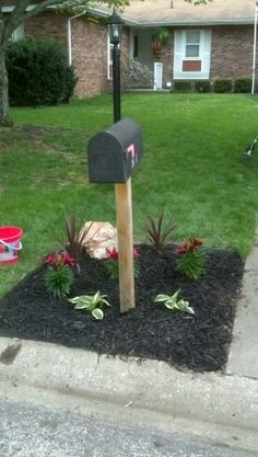 1000 images about Garden mailbox on Pinterest
