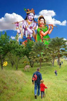 Krishna Hindu, Cute Krishna, Radhe Krishna, Beautiful Gif, Morning Images, Palaces, Happy Sunday, Hare, Buildings