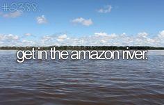 bucketlist, buckets, river monsters, amazon river, bucket list amazon