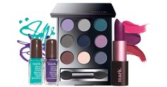Avon PRODUCTS!!!!!!!!!I just love them and they are branded by Mark. MATTE MAKEUP. B4EATIFUL COLORS. HAVE A GREAT DAY!!! May got bless you..