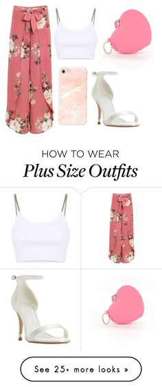 """Sem título #1780"" by natalierlu on Polyvore featuring Venus, Alexander Wang, Dune, Victoria's Secret and plus size clothing"