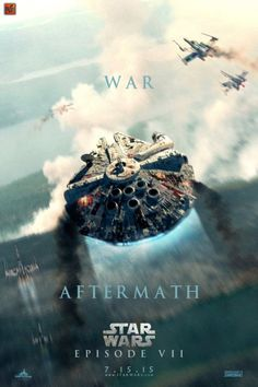 star wars 7 aftermath1 470x705 12 Eye Popping Star Wars VII Posters
