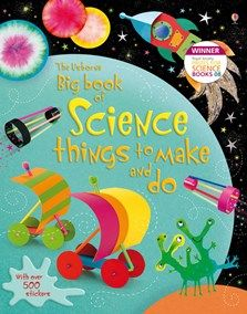Big Book of Science Things to Make and Do. Rebecca Gilpin and Leonie Pratt (Usborne Activities) Science Books, Science Fair, Teaching Science, Science For Kids, Science Experiments, Science Ideas, Science Week, Science Lessons, Teaching Tools