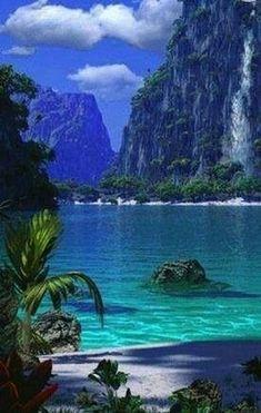 ღღ Maya Bay, Ko Phi Phi Lee Island, Thailand
