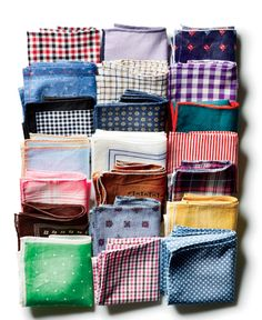 s. summarizes some really good pocket square choices and applications. http://www.everydayobject.us/2014/04/10/pocket-square/