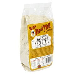 Bob's Red Mill Low-Carb Bread Mix, 16-Ounce Packages « Lolly Mahoney