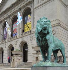 Consacré à l'art, découvrez l'Art Institute of Chicago, deuxième plus grand musée d'art du pays derrière le célèbre Metropolitan Museum of Art de New York
