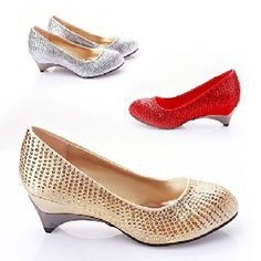 New Bride Red Low Heels Low Heels Red Bridal Flats WS0625