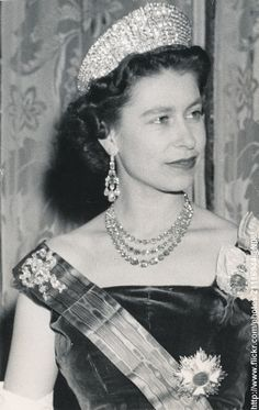 Queen Elizabeth in Holland. Love this picture for Queen Elizabeth II.