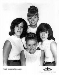 The Shangri-Las, 1964