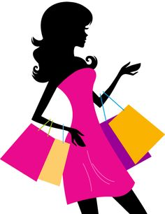 Woman shopping silhouette isolated on white Shopping girl with pink bags silhouette. Vector illustration Created: GraphicsFilesIncluded: VectorEPS Layered: No MinimumAdobeCSVersion: CS Tags: background Girl Silhouette, Silhouette Vector, Couple Silhouette, Black Silhouette, Street Style Store, Amazing Shopping, Magical Girl, Girls Shopping, Instagram