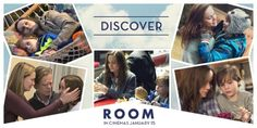 ROOM Review of Studiocanal's latest Golden Globe Nominated Film