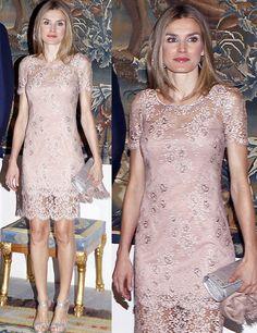 40 looks para Letizia Ortiz - ELLE.ES