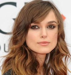 Keira Knightley hair colour is nice for Soft Autumns