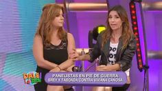 Panelistas en pie de guerra Viviana Canosa y su foto hot en la Riviera Maya: ?Ponerle pasión a todo?