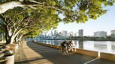 South Bank Parklands - Brisbane Lifestyle