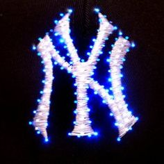 7c94af9465e MLB New York Yankees LED Light-Up Logo Adjustable Hat