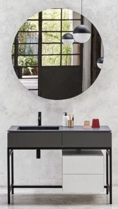 Discover the best inspirations for your next interior design project? Find more washbasins and freestandings at http://www.maisonvalentina.net/