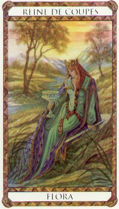 Amber Tarot - Flora