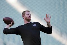 Carson Wentz 'probably not' going to play in Eagles preseason finale - The Delaware County Daily Times