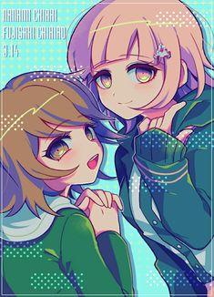 Girl Rising is a global campaign for girls Danganronpa Chihiro, Super Danganronpa, Danganronpa Memes, Danganronpa Characters, Anime Characters, Sword Art Online, Nanami Chiaki, Trigger Happy Havoc, Nagito Komaeda