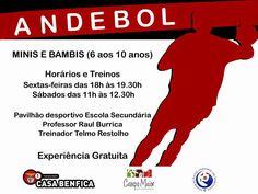 Campomaiornews: Casa do Benfica de Campo Maior promove Andebol