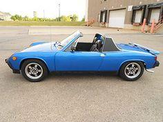 Porsche : 914 Targa Top