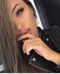 Beauty Skin, Beauty Makeup, Eye Makeup, Hair Makeup, Hair Beauty, Brunette Beauty, Maquillage Kylie Jenner, Black Women Hairstyles, Beautiful Eyes