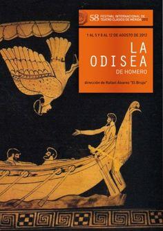 La Odisea - Festival Internacional de Teatro Clásico de Mérida 2012. Para comprar las entradas haz click en la imagen.
