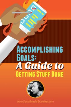 Did you set goals for the new year?  Want to be more successful setting and achieving your goals?  To discover how to accomplish goals, and to hear about the Kickstarter campaign for his new book, Michael Stelzner interviews John Lee Dumas. Via @smexaminer