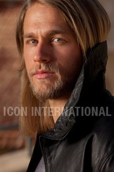 Charlie Hunnam | I hate pinning pictures with a watermark, but this one is just too beautiful.