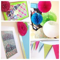 High School Classroom Tour...lots of inexpensive ways to add personality and style to your classroom space!
