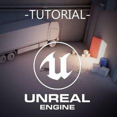 ArtStation - Volumetric Lighting in Unreal Engine 4, Kemal Gunel