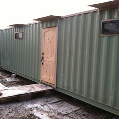 40ft Converted shipping container house, Cabin,off grid