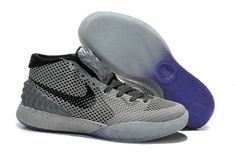 save off 76f25 72b3a 2018 Cheap Priced Nike Kyrie 1 All Star Pure Platinum Multi Black  Reflective Silver 742547 090