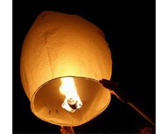 Chinese Paper Lanterns, in China, they call them Kongming Lantern. Chinese Paper Lanterns are ideal for wedding, holiday, birthday and . Wish Lanterns, Sky Lanterns, Tangled Lanterns, White Paper Lanterns, Floating Lanterns, Floating Lights, Fiesta Shower, Just In Case, Just For You