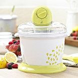 Lakeland ice cream maker - have now perfected my ice cream and frozen yoghurts recipes - love this gadget, providing you remember to pre freeze the bowl for 12 hours the rest is easy. Best Ice Cream Maker, Make Ice Cream, Homemade Ice Cream, Sorbet Maker, Kitchen Items, Kitchen Things, Kitchen Tools, Frozen Treats, Kitchenware