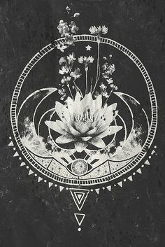 sun and moon and lotus flower - Google Search