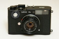Leica CL with Summicron-C 1:2/40mm