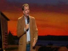 Bill Engvall - Dork Fish.   @Katie  This reminds me of the ENTIRE drive to Vail :)